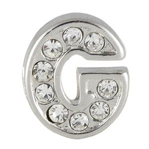 Picture of Silver 'G' Charm